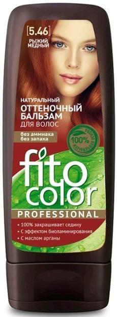 FitoColor balsam koloryzujący do włosów 5,46 140ml