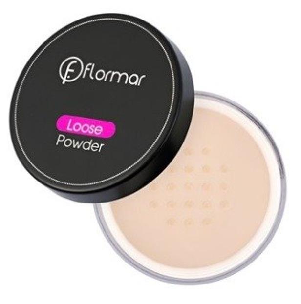 Flormar Loose Powder 01 Pale Sand Puder sypki 18g