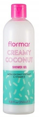 Flormar Shower Gel Creamy Coconut Żel pod prysznic350ml