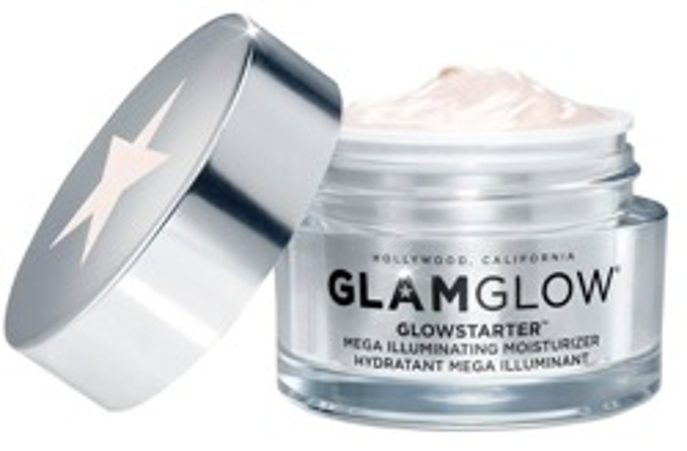 GLAMGLOW Glowstarter Mega Illuminating Moisturizer Rozświetlający krem do twarzy  Pearl Glow 50ml