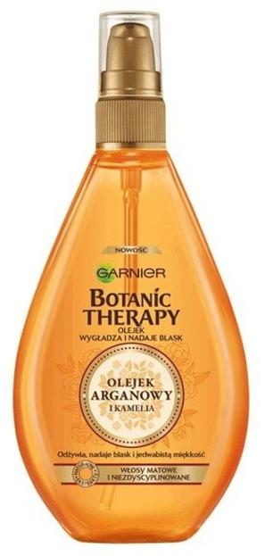 Garnier Botanic Therapy Olejek do włosów Olejek arganowy i kamelia 150ml