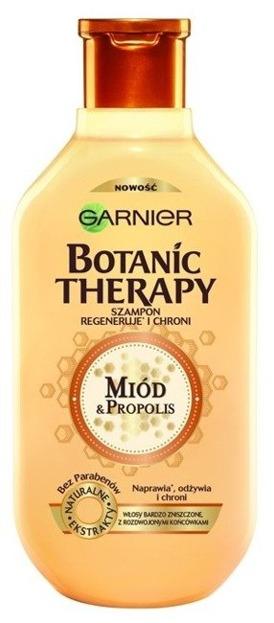Garnier Botanic Therapy Szampon do włosów bardzo zniszczonych z rozdwojonymi końcówkami 400ml