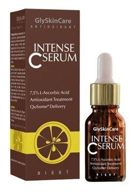GlySkinCare Intense C Serum 7,5% Ascorbic Acid Serum z witaminą C 30ml