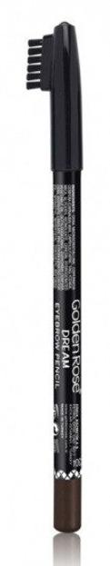 Golden Rose Dream Eyebrow Pencil - Kredka do brwi ze szczoteczką 304