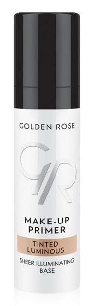 Golden Rose Make-up Primer Tinted Luminous Koloryzująca baza pod makijaż 30ml