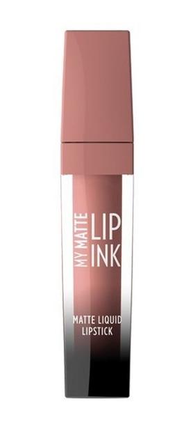 Golden Rose My Matte Lip INK Lipstick Matowa pomadka w płynie o wegańskiej formule 03 5ml