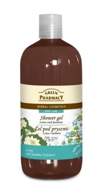 Green Pharmacy Żel pod prysznic Lotus i Jaśmin, 500 ml