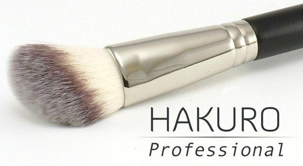 Hakuro H24 - Pedzel do modelowania twarzy