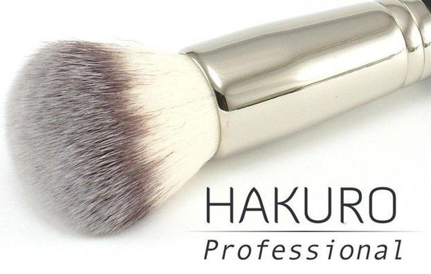 Hakuro H55 - Pędzel do aplikacji pudru