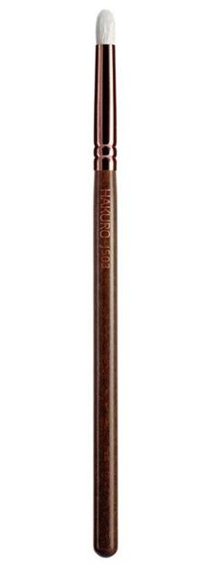 Hakuro SERIA J  Pędzel do makijażu J503 Ciemnobrązowy