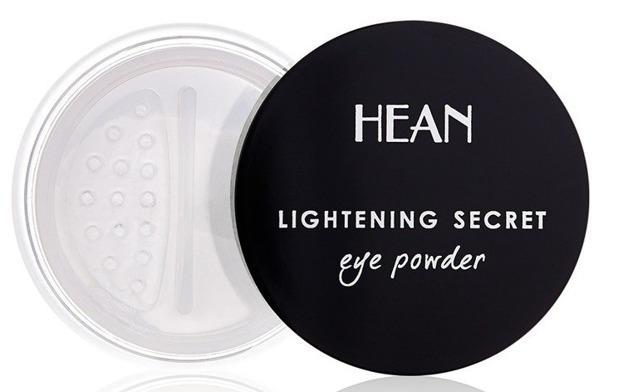 Hean Lightening Secret Eye Powder Rozjaśniający ultralekki puder pod oczy 4,5g