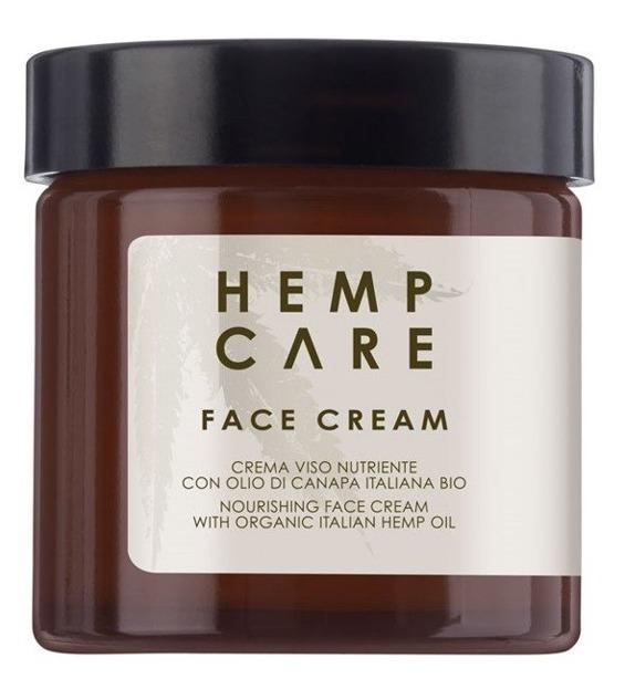 Hemp Care Face Cream Krem do twarzy z organicznym olejem konopnym 60ml