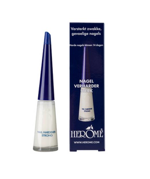 Herome Nail Hardener Strong - Odżywka do paznokci, 10 ml