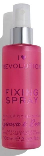 I Heart Revolution Fixing Spray Guava & Rose Mgiełka utrwalająca do twarzy 100ml