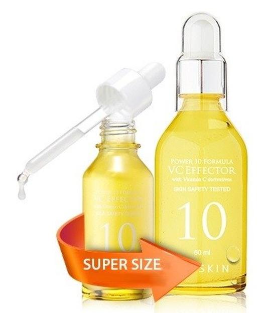 IT'S SKIN Power 10 Formula VC Effector - Serum rozświetlające z witaminą C SUPER Size 60ml