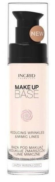 Ingrid Makeup Base Baza pod makijaż wypełniająca zmarszczki i linie mimiczne 30ml