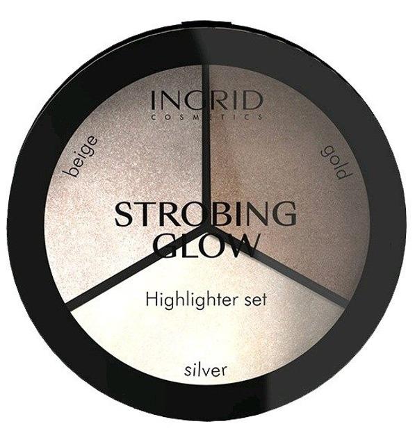 Ingrid Paleta do konturowaia Strobing Glow 15g
