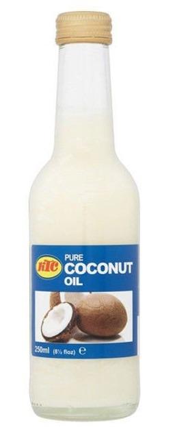 KTC Pure Coconut Oil Olej kokosowy 250ml