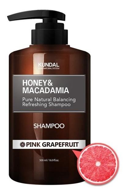 KUNDAL Hair Shampoo Szampon do włosów PINK GRAPEFRUIT 500ml