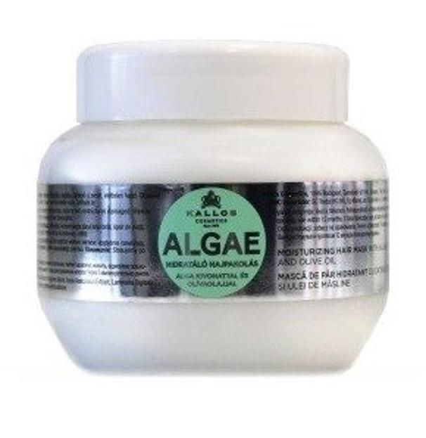 Kallos Algae Hair Mask - Maska do włosów z algami  275ml