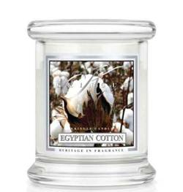 Kringle Candle Słoik Mały Egyptian Cotton 127g