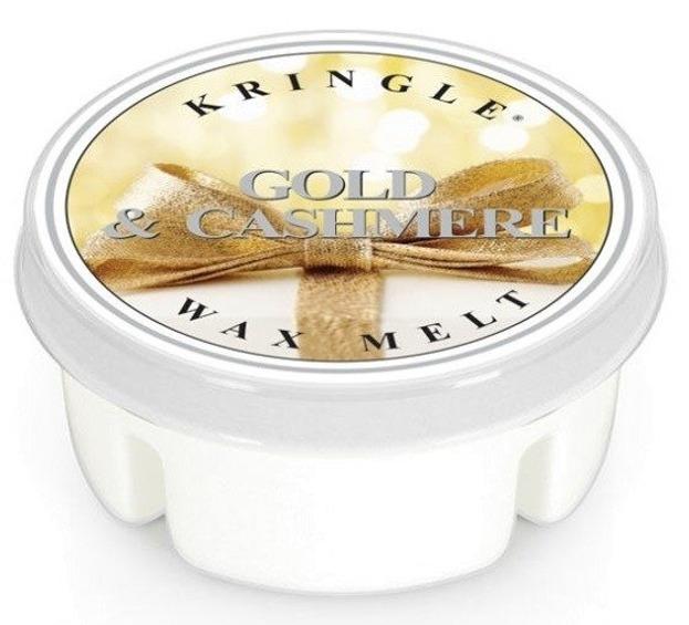 Kringle Candle Wax melt Wosk Gold&Cashmere