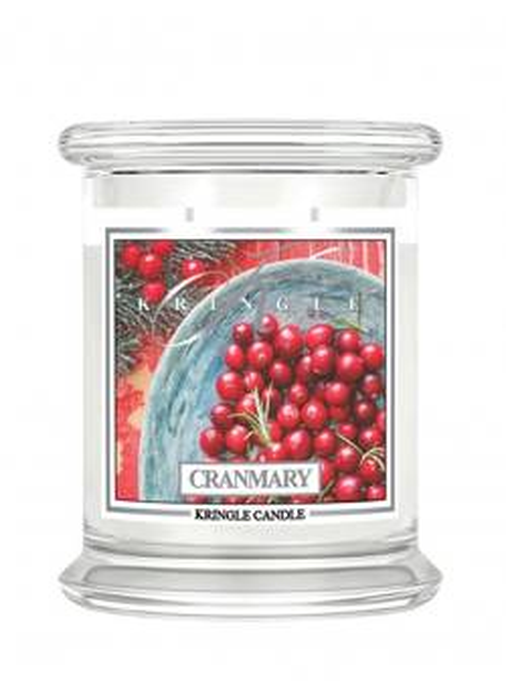 Kringle Candle słoik średni Cranmary 411g