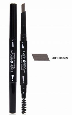 Lash Brow Kredka do brwi Brows Architect soft brown
