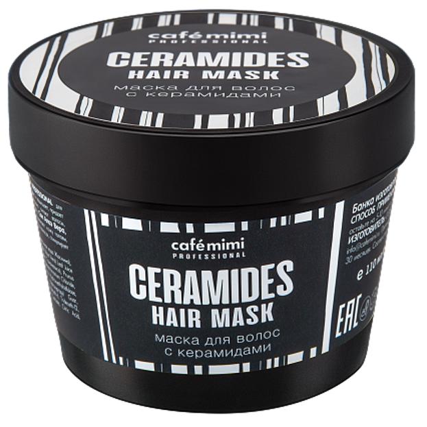 Le Cafe Mimi Maska do włosów CERAMIDES 110ml