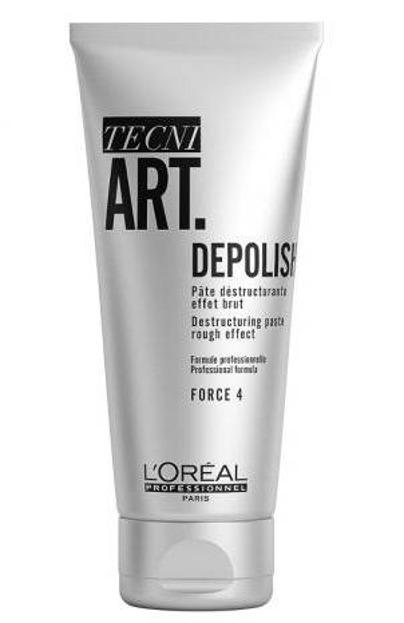 Loreal TecniArt Depolish paste texture 4 Pasta teksturyzująca do włosów 100ml