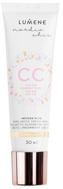 Lumene CC Color Correcting Cream 6in1 Podkład krem CC Ultra Light 30ml