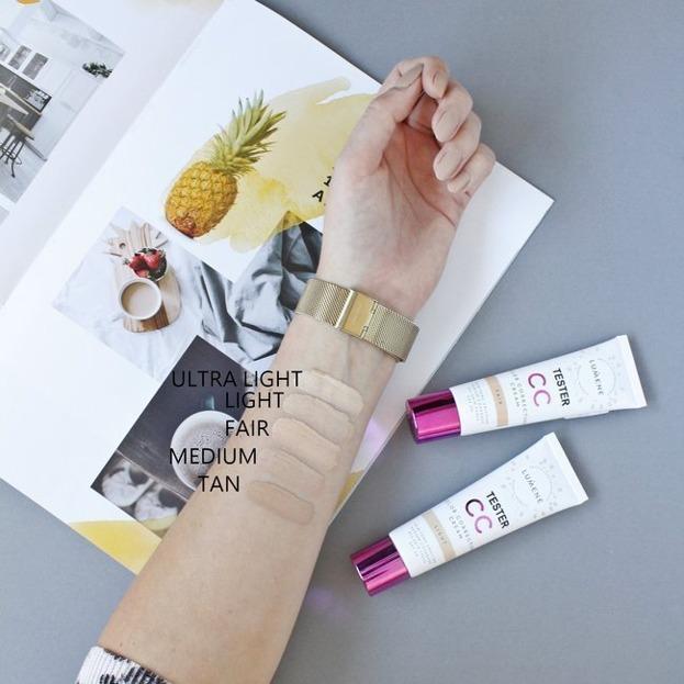 Lumene CC Color Correcting Cream Podkład krem CC 7w1  Fair 30ml
