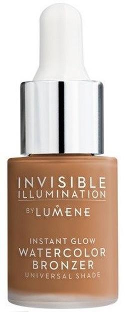 Lumene Invisible Illumination Bronzer z serum 15ml