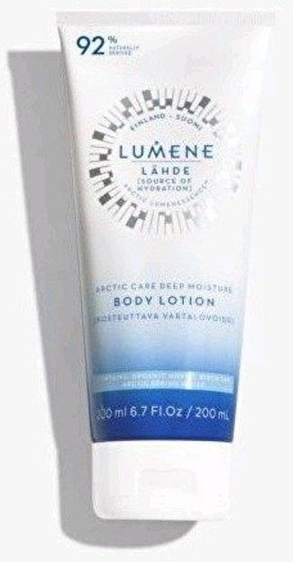 Lumene Lahde 92% Body Lotion Nawilżający balsam do ciała 200ml
