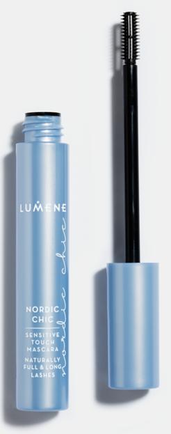 Lumene Nordic Chic Sensitive Touch Mascara Black Tusz od rzęs