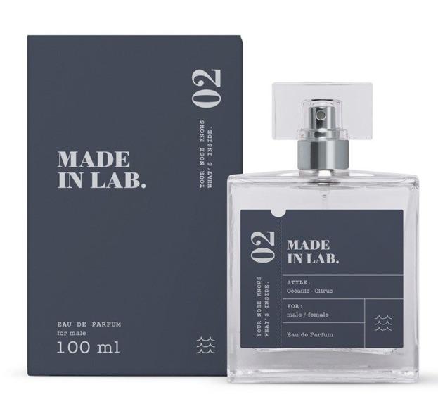 MADE IN LAB. Men 02 Zapach inspirowany 100ml