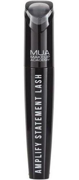 MUA Amplify Statement Lash Mascara Pogrubiający tusz do rzęs black 12ml