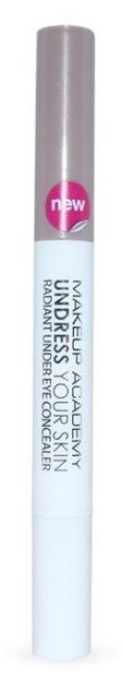 MUA Undress Your Skin Radiant Under Eye Concealer- Korektor pod oczy Luminous