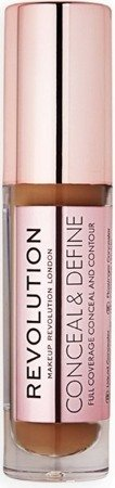 Makeup Revolution Conceal and Define Concealer Korektor do twarzy C14