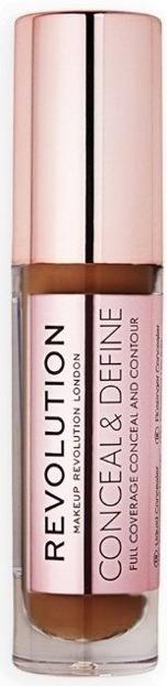 Makeup Revolution Conceal and Define Concealer Korektor do twarzy C15