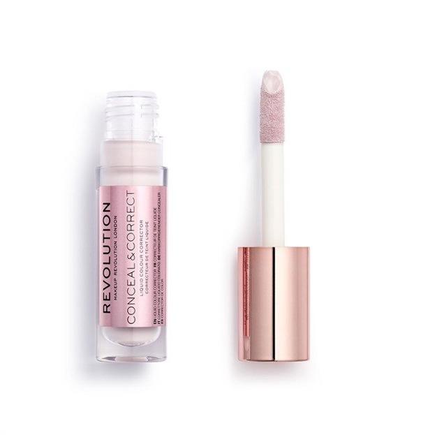 Makeup Revolution Conceal and Define Concealer LAVENDER Korektor do twarzy 3,4ml