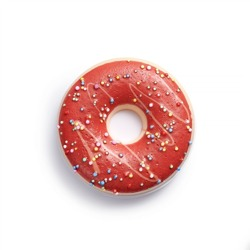 Makeup Revolution DONUTS Strawberry Sprinkles Zestaw cieni do powiek