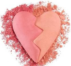 Makeup Revolution Heart Breakers matte blush Inspiring Róż do policzków 10g