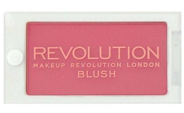 Makeup Revolution Powder Blush - Prasowany róż do policzków Hot