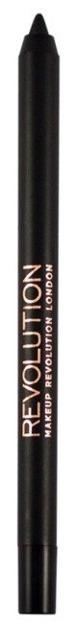 Makeup Revolution Pro HD Smoky Eyeliner Waterproof Wodoodporny eyeliner w kredce