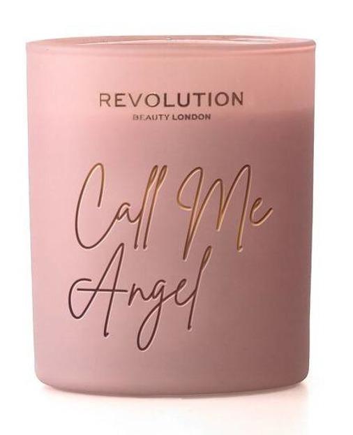 Makeup Revolution Świeca zapachowa Call Me Angel 200g