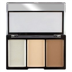 Makeup Revolution Ultra Cream Contour Kit Lightening Contour F01 Paletka do konturowania twarzy