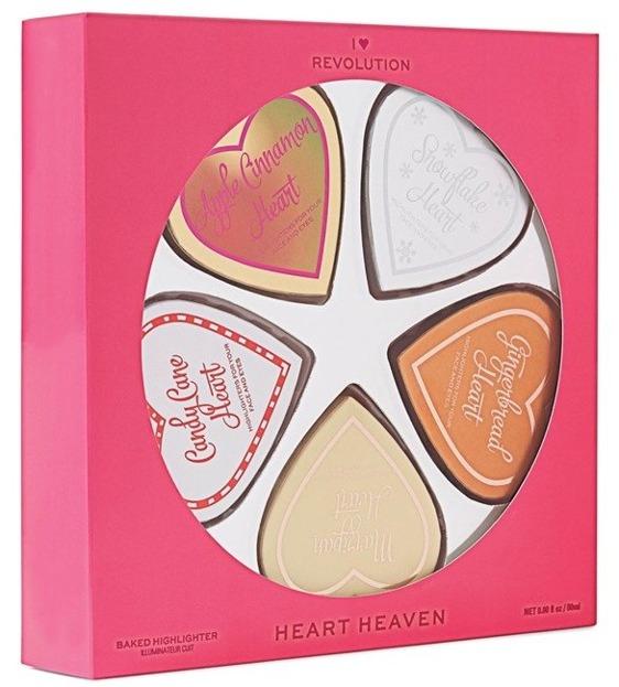 Makeup Revolution XMAS20 I Heart Heaven Zestaw Wyjątkowy Prezent