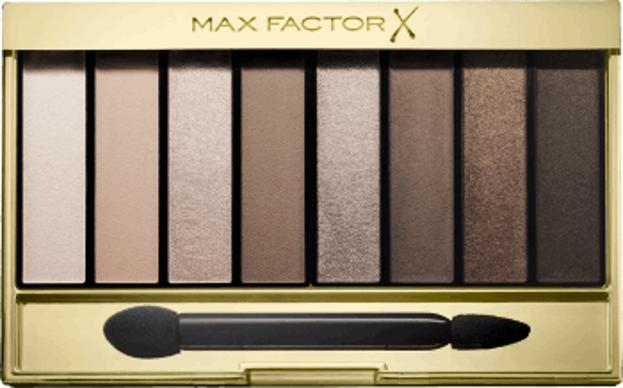 Max Factor Masterpiece Nude Palette Paleta cieni do powiek 01 Cappuccino Nudes