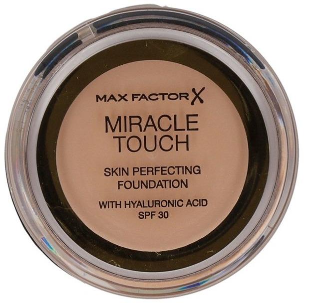 Max Factor Miracle Touch Perfecting Foundation Podkład do twarzy w kremie 045 Warm Almond 11,5g